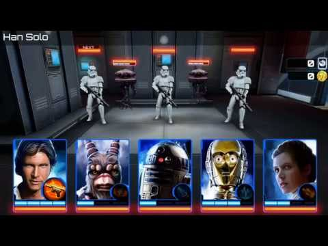 Star Wars Assault Team: ENTIRE STORY Mission Gameplay EPIC Difficulty