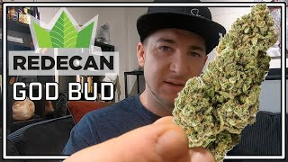 Legal Canadian Cannabis Review - Redecan | God Bud