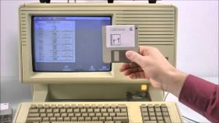 Apple Lisa 2/5 - 1984