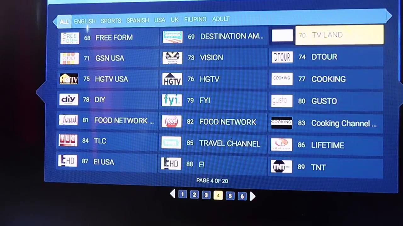 Tv Now.Com