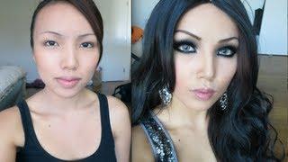 Haifa Wehbe Make-up Transformation !!!