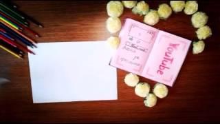 Оригами | Тюльпан своими руками | Цветок из бумаги | Handmade(Всем привет !!! Мы рады приветствовать вас на нашем канале Hand_made . Надеемся вам понравиться это видео !!!, 2016-06-20T20:15:10.000Z)