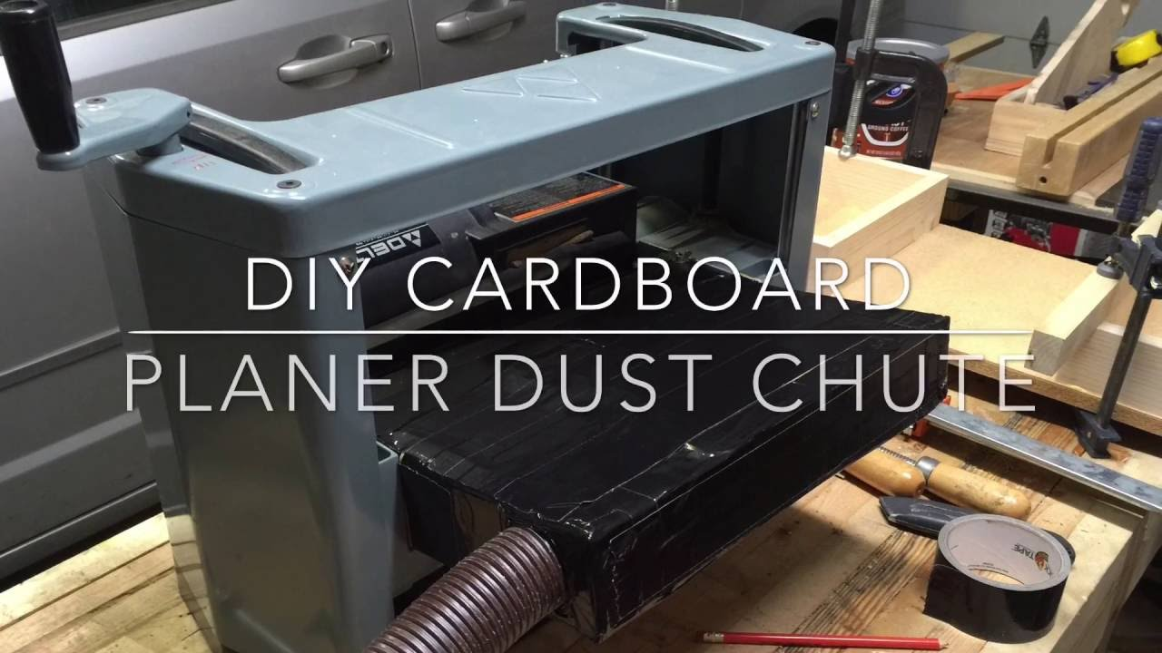 DIY Planer Dust Collection | Doovi