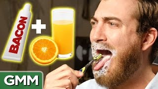 Download Toothpaste and Orange Juice Experiment Mp3 and Videos