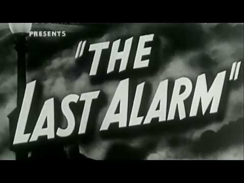 Crime Drama Movie - The Last Alarm (1940)