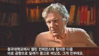 Hyongak & Robert Thurman Interview Part 6