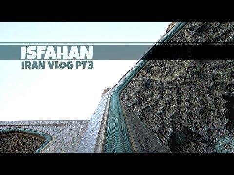 VLOG - Isfahan, Iran (ENG SUB)