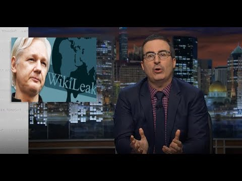 WikileaKs Contact: Last Week Tonight with John OLiver (HBO)