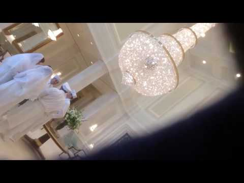 20 minutes in the Celestial Room of the Gilbert Arizona Mormon Temple w/ hidden camera