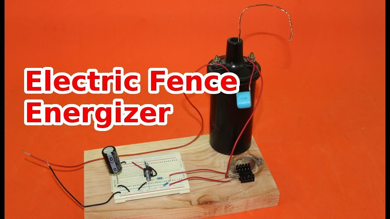 Diy Electric Fence Circuit