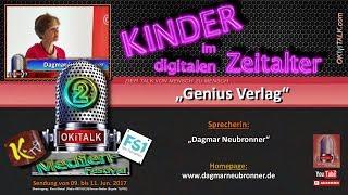 Kinder im digitalen Zeitalter - Dagmar Neubronner OKITALK Medien Fetival