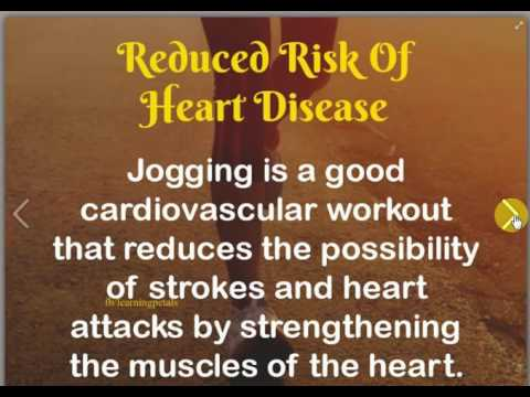 14 Amazing Health Benefits Of Jogging