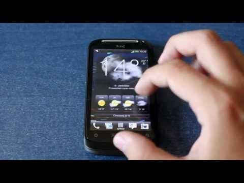 HTC Desire S Android 4.0.4 Sense 3.6