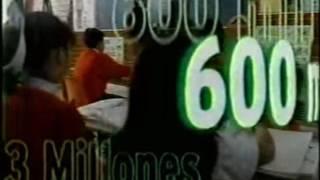 Comerciales Junio 1999 (México)