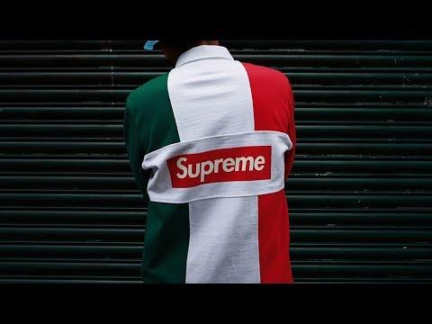 SUPREME  FINALMENTE IN ITALIA