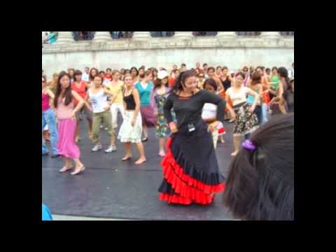 Sam Quy Flamenco Festivals UK