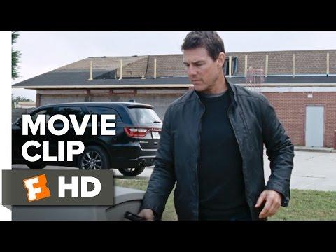 Jack Reacher: Never Go Back Movie CLIP - I Don't Like Being Followed (2016) - Tom Cruise Movie streaming vf