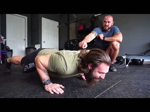 USMC PREP: HOW TO DO PUSHUPS