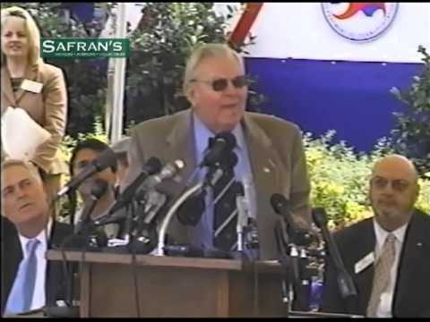 Andy Griffith Parkway Dedication Speech ~ 16 October 2002 ~ TAGS Mayberry Mount Airy