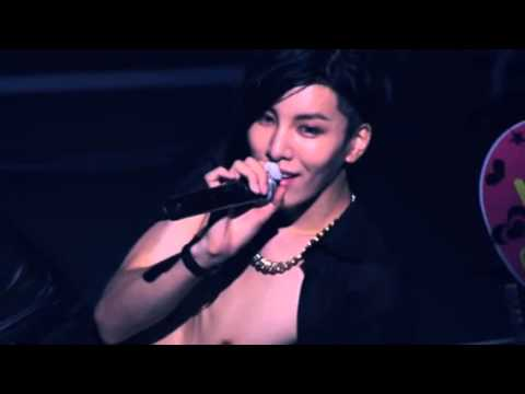 Baby ICON No Min Woo @NHK Osaka Hall