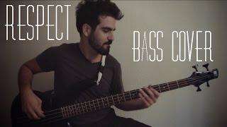 Aretha Franklin - Respect [Bass Cover]