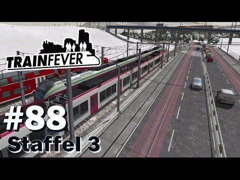 TRAIN FEVER S3/#88: Fake-TGV für den Bahnhof in Paska [Let's Play][Gameplay][Deutsch][1440p]