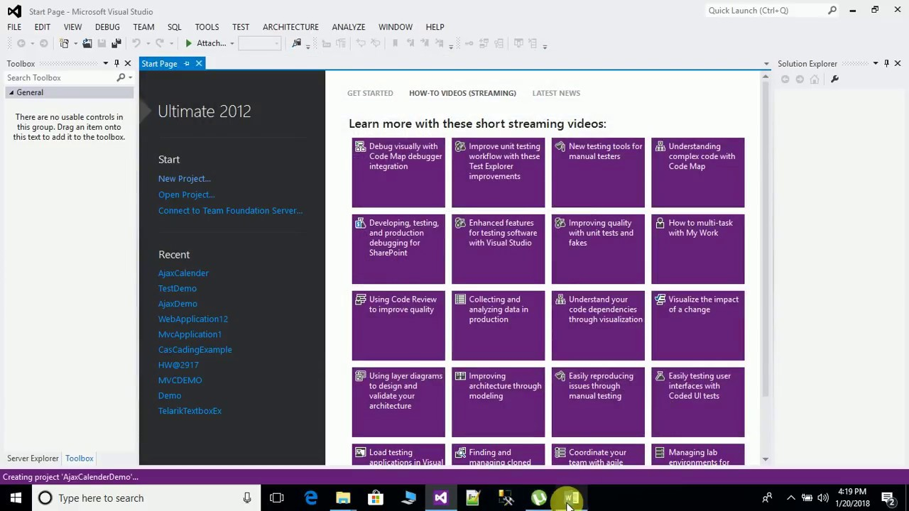 How to install ajax control toolkit in visual studio   what is.