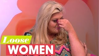 Gemma Collins Breaks Down When Asked About Her Relationship | Loose Women
