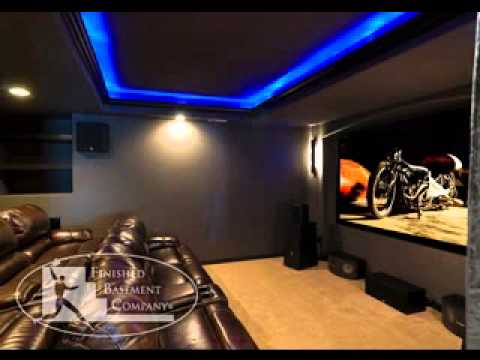 Superieur Basement Home Theater Ideas