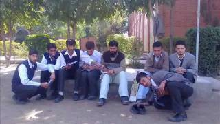 Class 2nd year Celebrating Last Day At WFGS and college Hayatabad Peshawar.