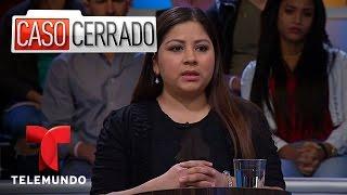 Hija legal, nieta oficial | Caso Cerrado | Telemundo