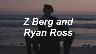 The Bad List - Z Berg and Ryan Ross (lyrics!!)