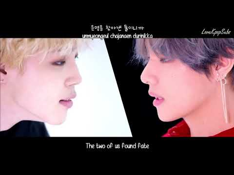BTS - DNA MV [English subs + Romanization + Hangul] HD