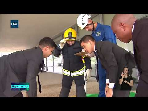 Agentes da Segurança nacional realizaram simulação de emergência no Palácio do Planalto