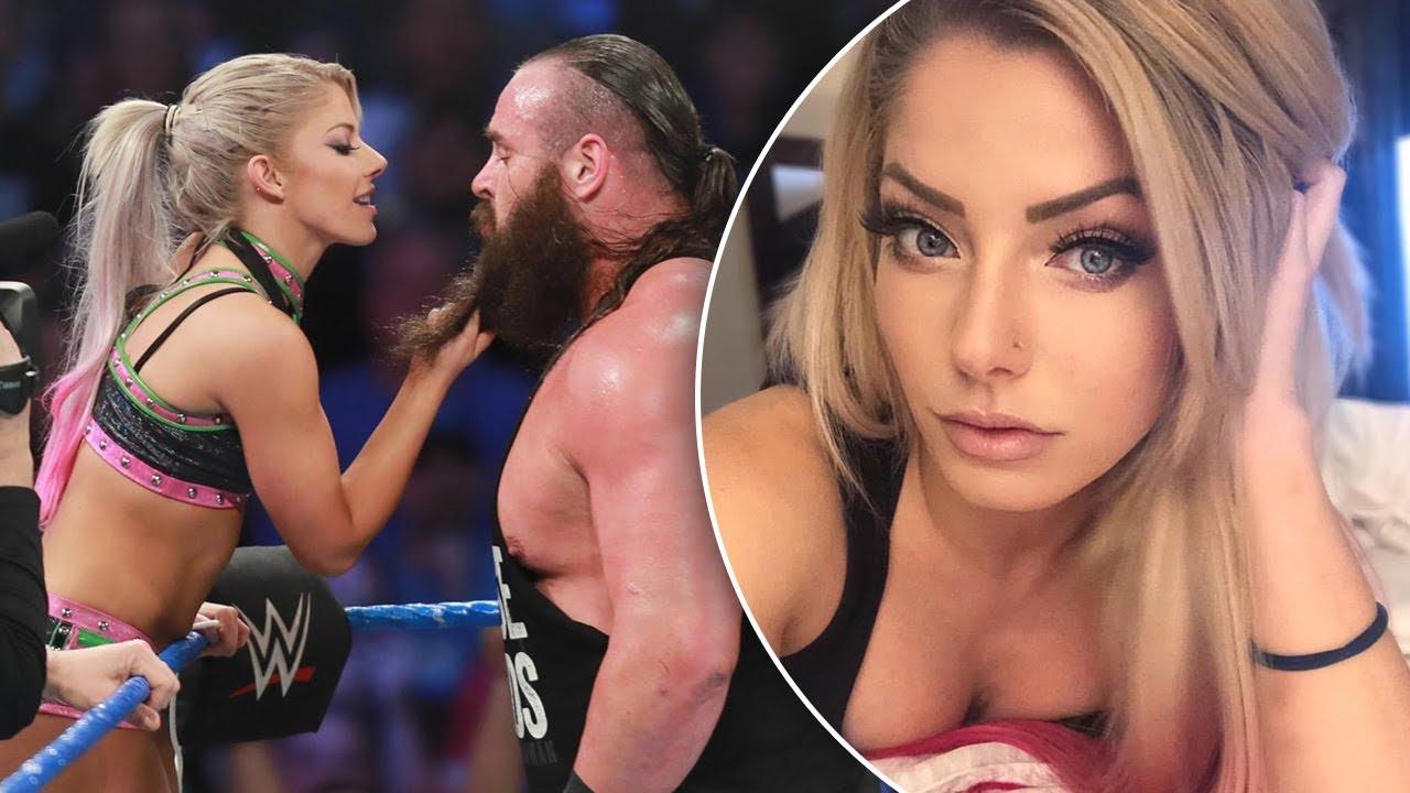 ALEXA DATING BRAUN?! WWE CONFIRMS Alexa Bliss & Braun Strowman Relationship  on Smackdown? | WWE News - YouTube