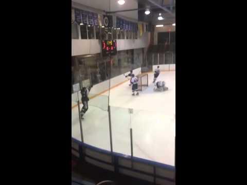 PJHL finals game 1 mission outlaws vs nv