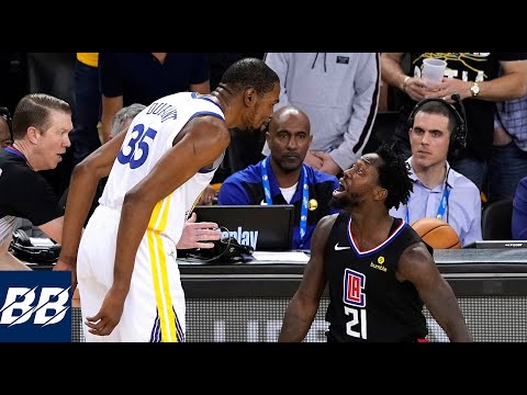 NBA Playoffs 2019 Fights and Crazy Moments HD