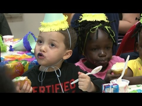 Helping Homeless Kids Celebrate Their Birthdays