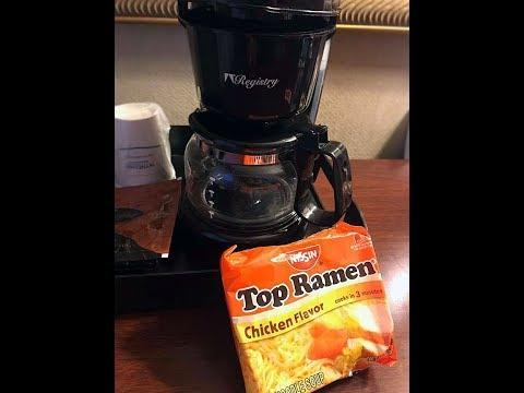 Can You Cook Ramen in a Coffee Pot?