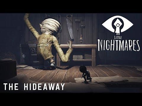 RUN & HIDE  - Little Nightmares Hideaway DLC - PT 1
