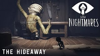 RUN & HIDE  - Little Nightmares Hideaway DLC - PT 1