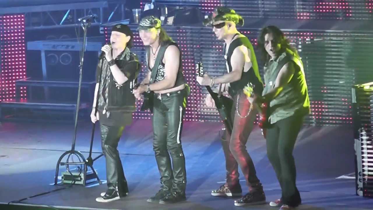 scorpions concert