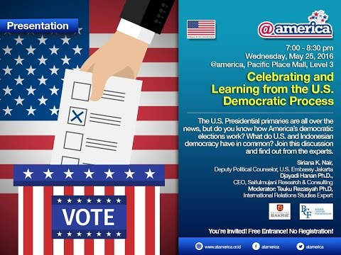 Presentation: Celebrating and Learning from U.S. Democratic