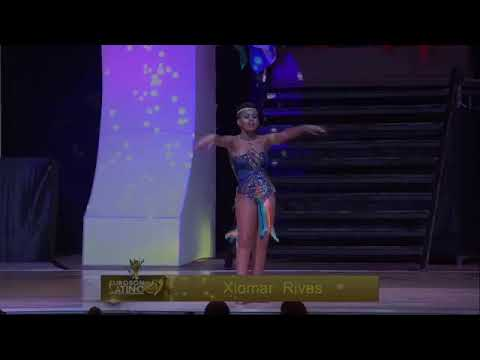 Euroson 2018 Xiomar Rivas Solo Women Pro World Salsa Championship 2018