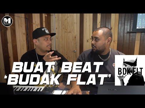 Buat Beat Aman Ra 'BDK FLT' | DJ FUZZ X SAPH #beatmakingwednesdays