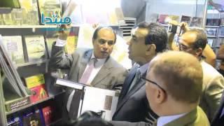 فيديو| وزير الثقافة يفتتح معرض فيصل للكتاب