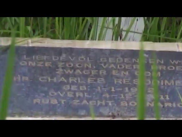 begraafplaats Suriname