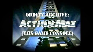 Oddity Archive: Episode 88 - Action Max (VHS Video Game Console)
