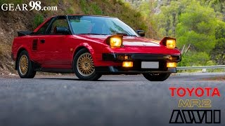 Toyota MR2 AW11 - Gear98