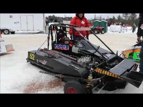 Wausau 525 Snowmobile Races